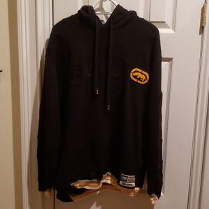 Ecko Unltd Pullover Hoodie Black Large